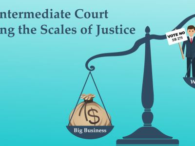 Intermediate Court Tipping the Scales of Justice