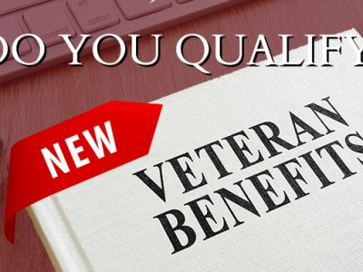 Veteran Benefits Qualify