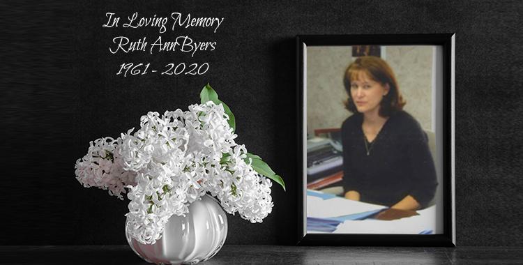 Ruth Ann Byers