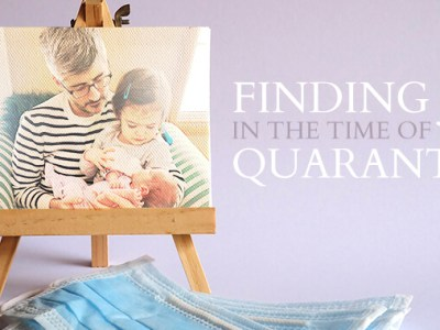 Finding Joy in the Time of Quarantine