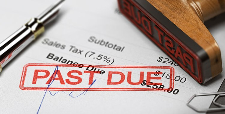 Debt Collection Past Due