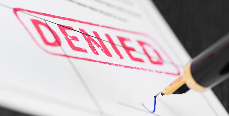 Denied Social Security Claim