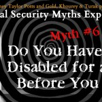Do You Have to Be Disabled For a Year Before You File
