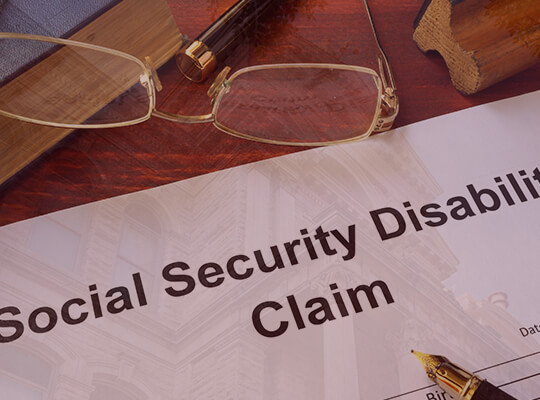 St. Clairsville Ohio Social Security Disability Form