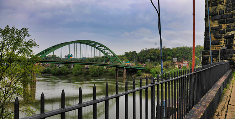 Wheeling, West Virginia Bridge
