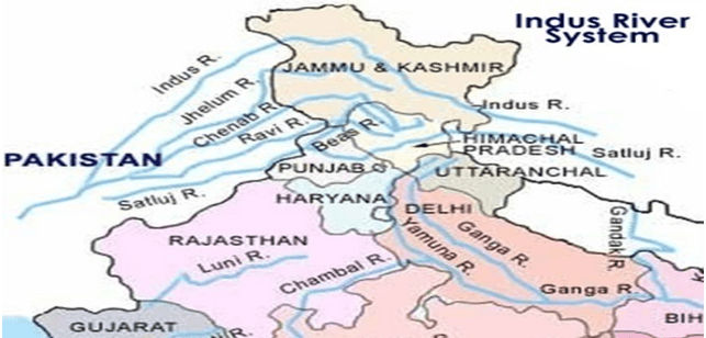 Indus River System - General Knowledge Today