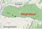 Meghalaya- General knowledge and current affairs Gk-2017