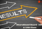 UK Board result 2019- Class 10th & Class 12th Result 30 May 2019