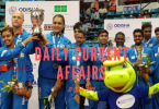 Daily Current Affairs GK Questions 21 July 2019