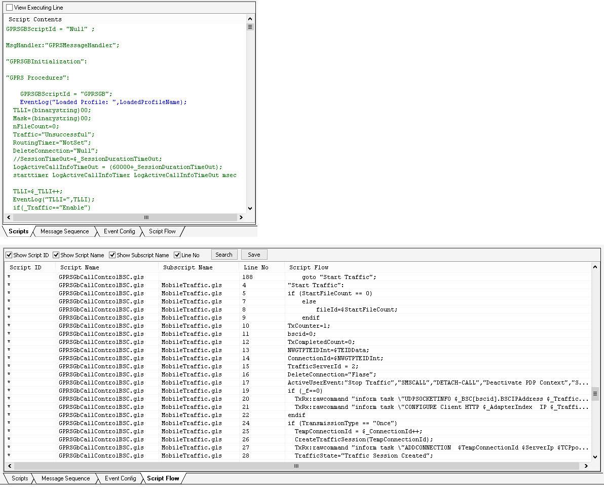 MAPS GPRS Gb Interface Emulator(GPRS Gb Interface