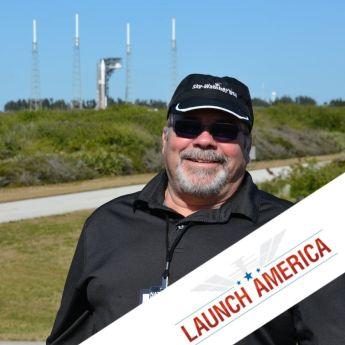 John MgGill at Launch America.