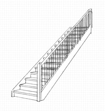 Six Distinct Staircase Styles An In Depth Look Glacial Wood | Double Winder Staircase Design | Handrail | Attic | Bespoke Staircase | Medium Oak | Small Space