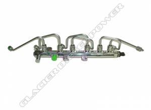 '07.5-'12 6.7L Cummins Fuel Rail & Injector Line Package