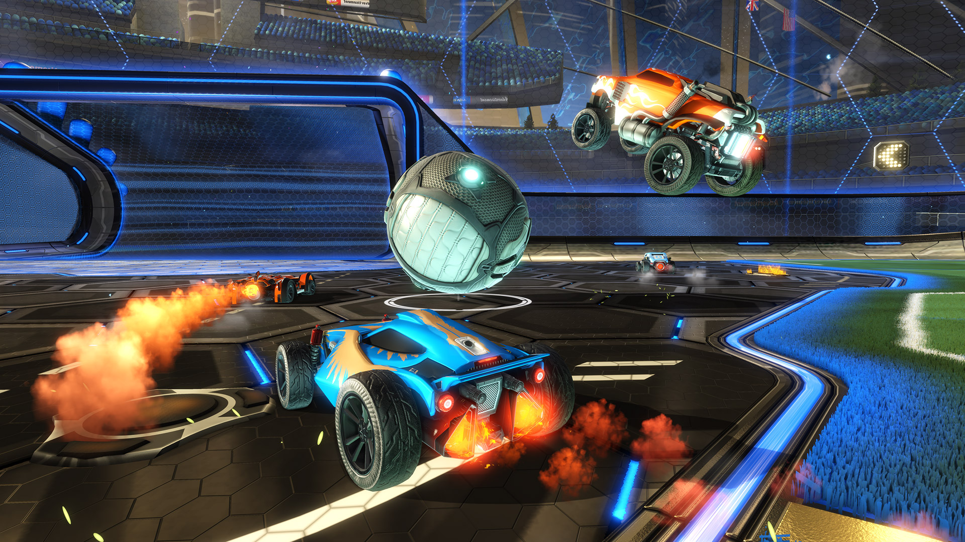 Glacier Gaming Rocket League Review
