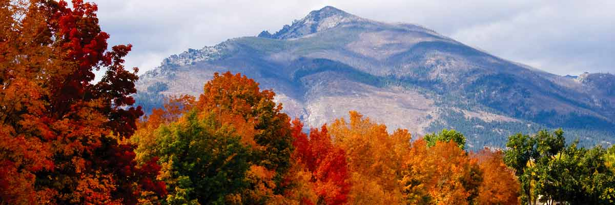 Japan Fall Colors Wallpaper Fall Road Trips In Western Montana Glacier National Park