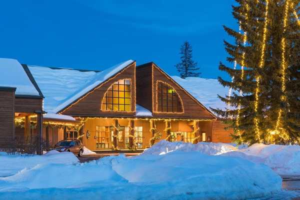 Whitefish Mt Hotels - Year of Clean Water
