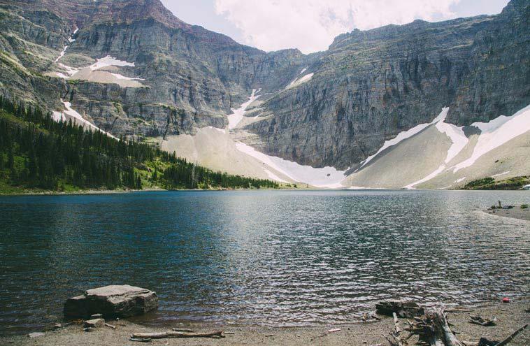 Whitefish Lodge Glacier National Park