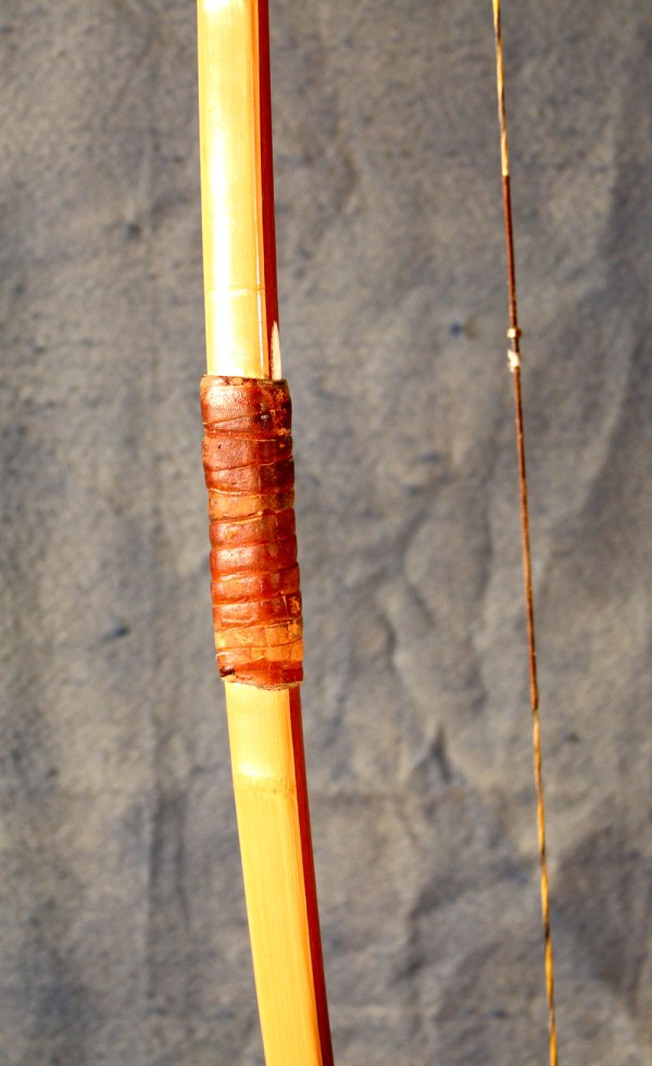 A Primitive Bow Backing - Year of Clean Water