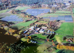 Somers Solar Center in Somers, CT