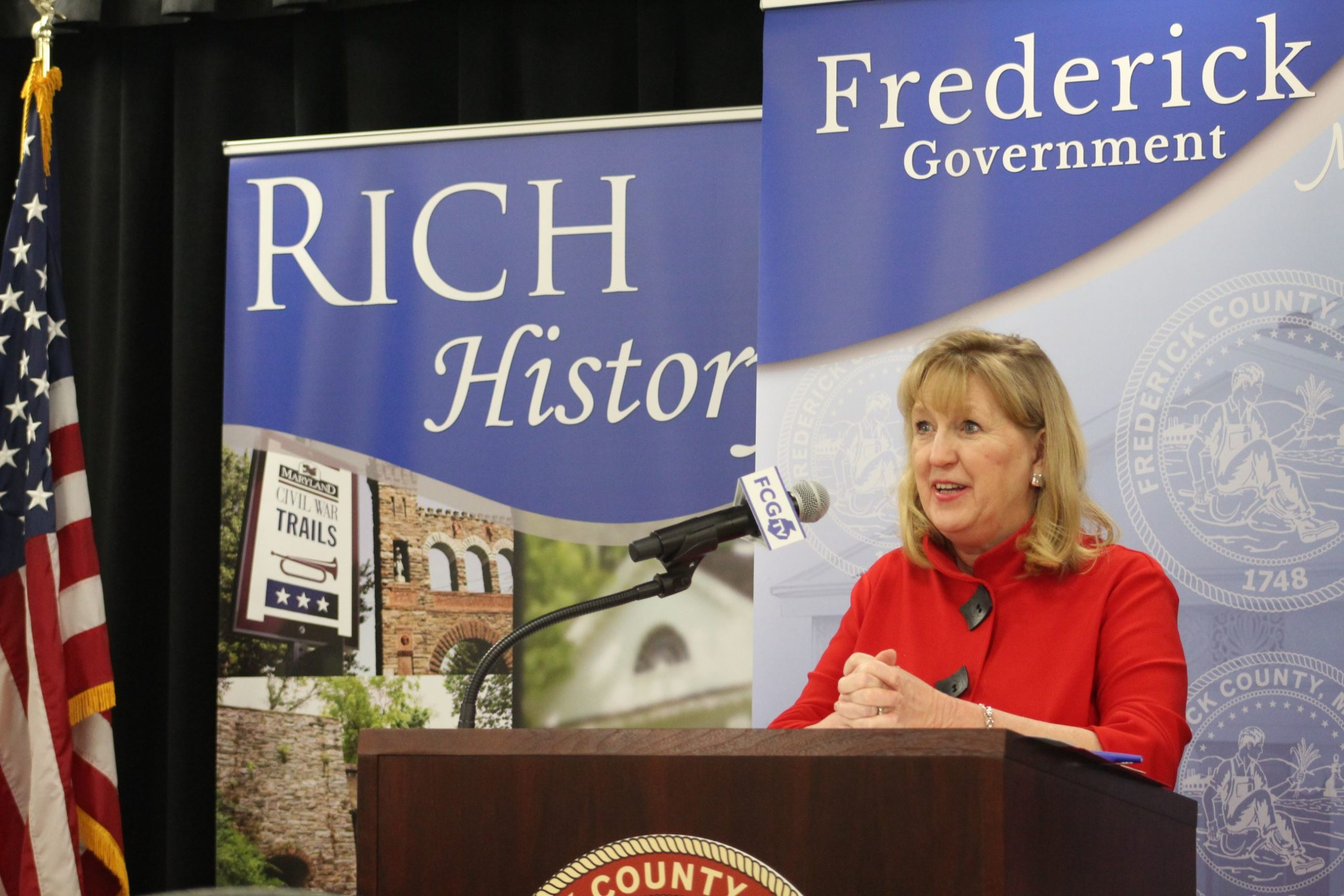 Frederick County Health Metrics Improve: County Moves to ...