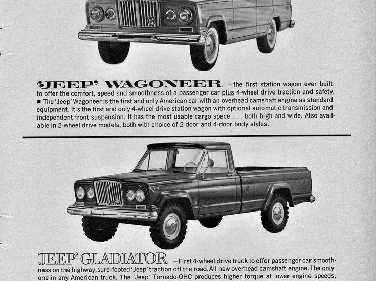 Where The Original Jeep Gladiator Really Got Its Start 2020 Jeep