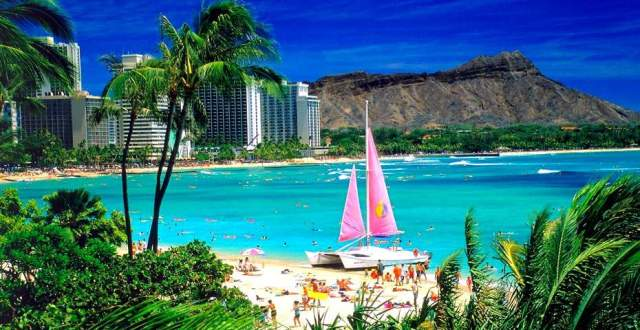 Resultado de imagem para Honolulu, EUA