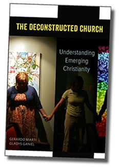 The Deconstructed Church: Understanding Emerging Christianity co-authored with Gerardo Marti