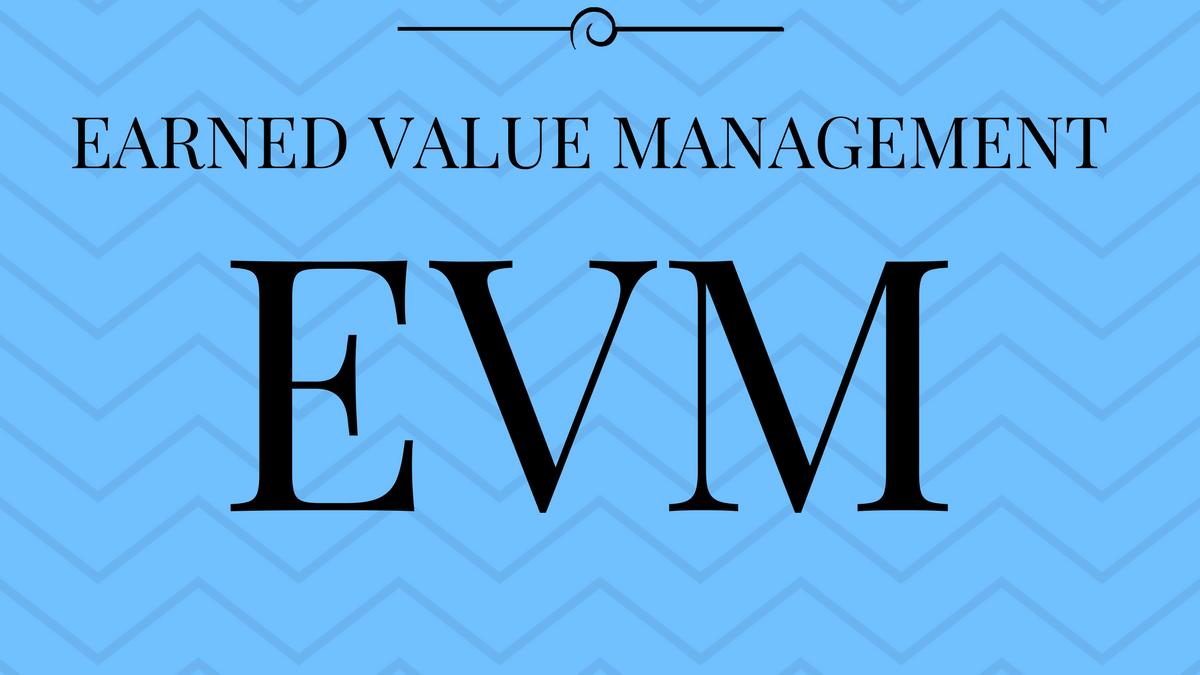 Gestión del valor ganado EVM