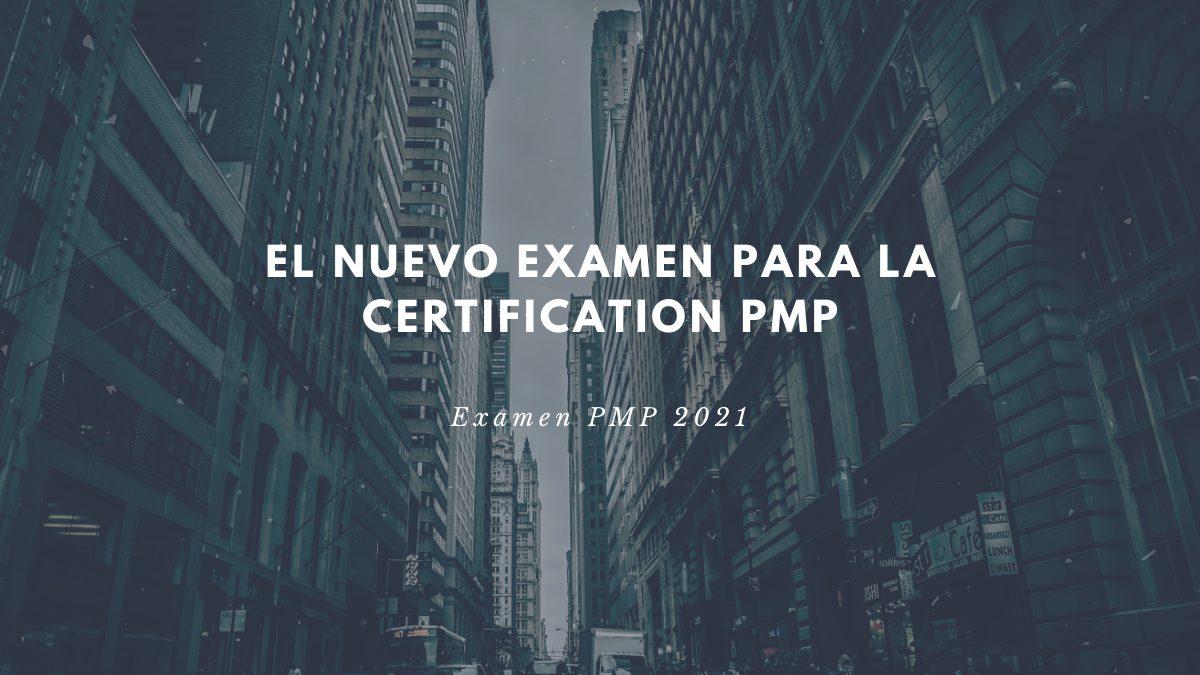 Examen PMP. PMBOK 7