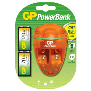 GP Powerbank B09 9V Charger