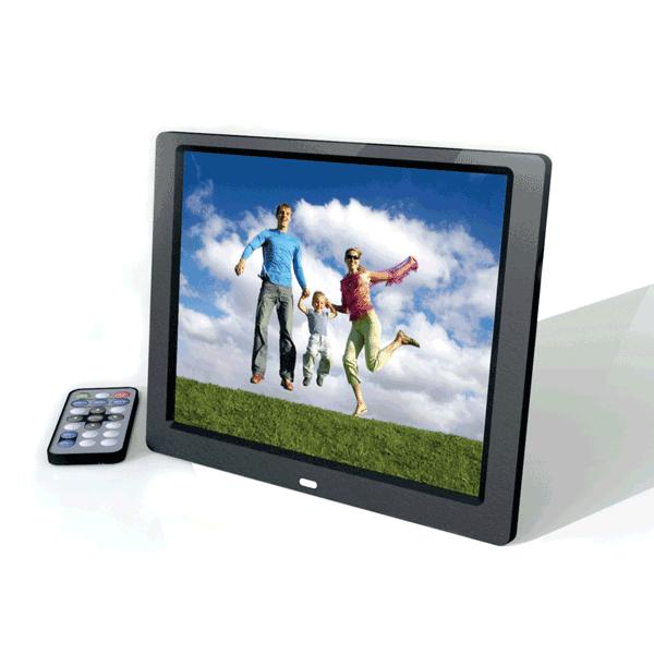 "MiVision Digital Photo Frame 8"""