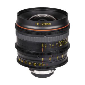 Tokina Cine Lens 16-28mm T3 PL