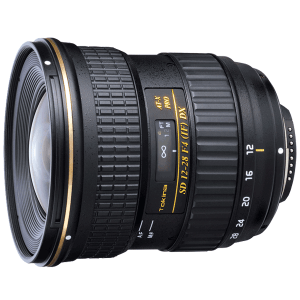 Tokina Lens AT-X 14-20mm F2.0 PRO DX