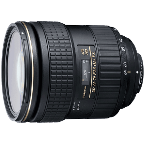 Tokina Lens AT-X 24-70mm F2.8 PRO FX