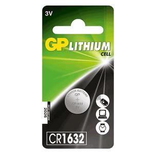 GP Lithium Coin CR1632