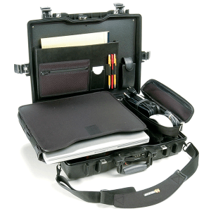 Pelican Laptop Case 1490 CC1 Deluxe