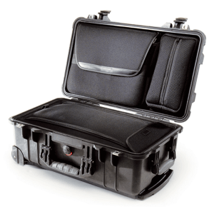 Pelican Carry On Case Laptop Overnight 1510