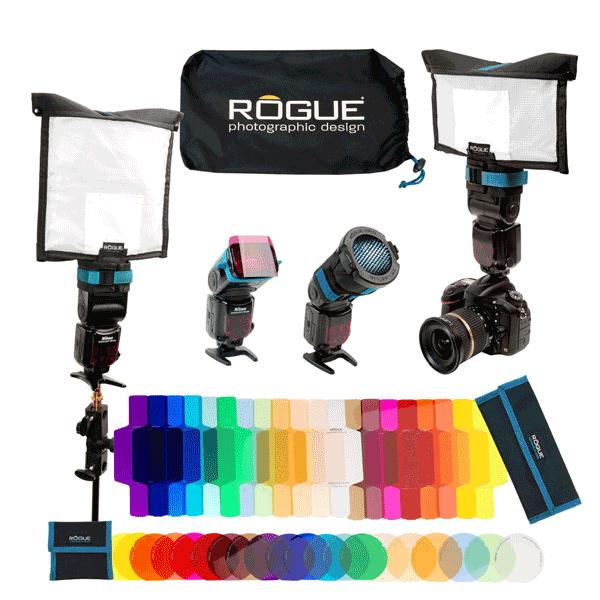 Rogue Flashbender Portable Lighting Kit