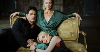 Vince Colosimo Rachael Blake and Susie Porter in The Second