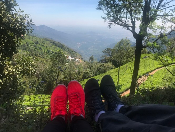 Tiger Hill Cemetery hike, Coonoor