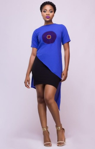 AFROMOD TRENDS-EDOE-LONG-TOP