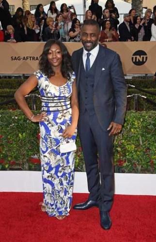 Idris-Elba-and-his-daughter-Isan-Elba-2016-SAG-