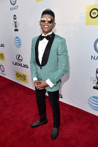 Image Awards-Bryshere-Gray