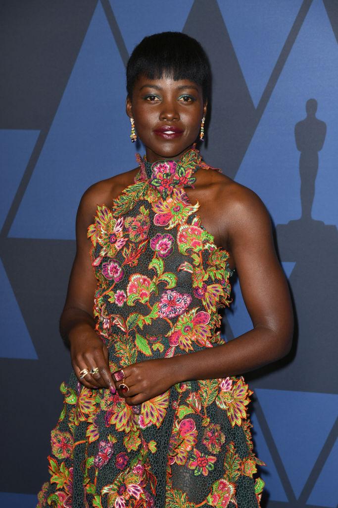 Lupita Nyong O David Oyelowo Other Hollywood S Elites Attend