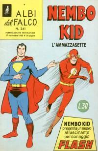 la prima apparizione di Flash