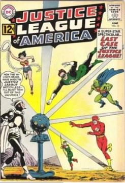 12) The Last Case of the Justice League! (Fox/Sekowsky) (06/62- Protagonista Justice League)