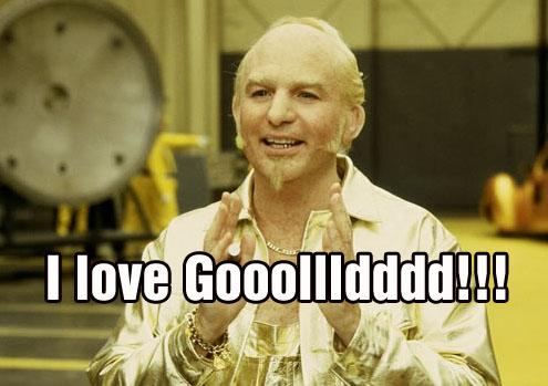 I love Gold | Goldmember