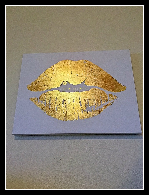 Office Chic: Inspirational Wall Decor   Glam Candi Chic