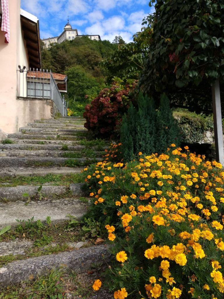 Sacro monte Varallo