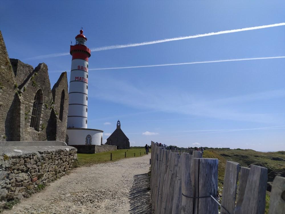 Faro in Bretagna